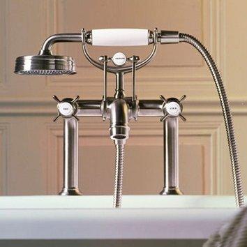 """г. Москва: Axor Montreux напольный смеситель для ванны в цвете """"бронза"""""""