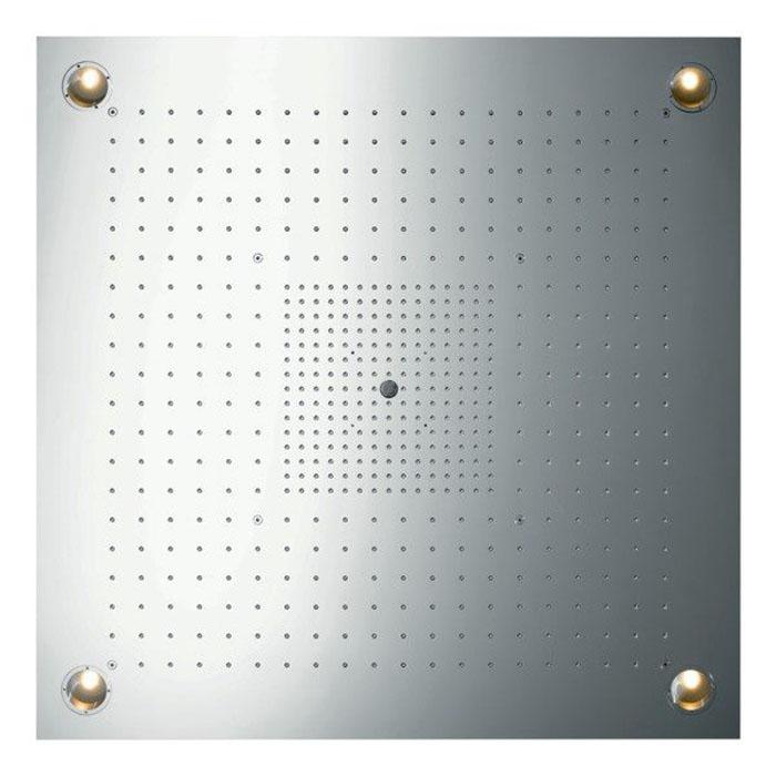 Axor ShowerCollection Верхний душ ShowerHeaven 970x970 мм, сподсветкой, ¾', нерж.сталь