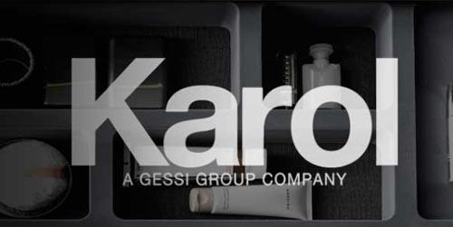 Раковины, зеркала и полки Free Design от Karol!