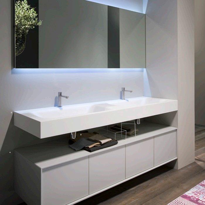 Antonio Lupi Planeta Комплект мебели 180х54х37.5 см