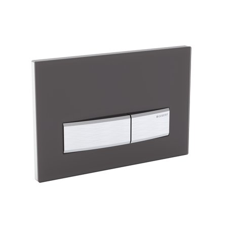 Sigma50, смывная клавиша, двойной смыв (без вкладыша)