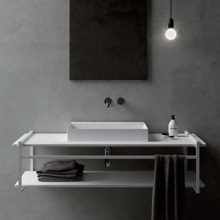 Мебель для ванной комнаты Azzurra Hang
