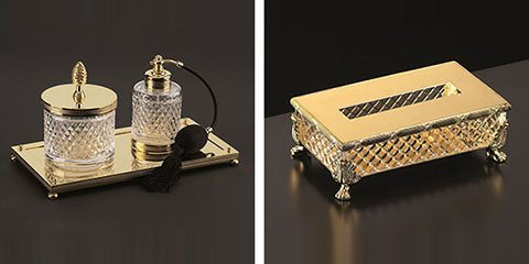 Cristal et Bronze – совершенство в деталях