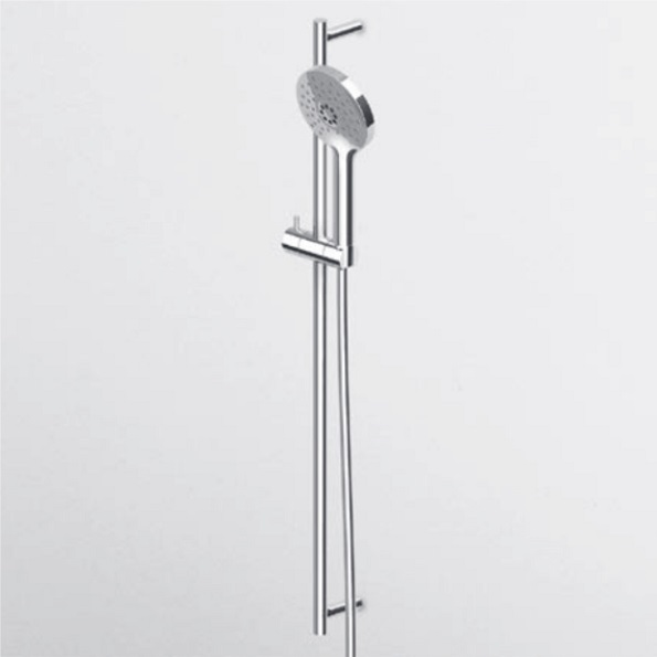 Zucchetti Closer Душевая стойка, с ручным душем и шлагом 150см, цвет: хром
