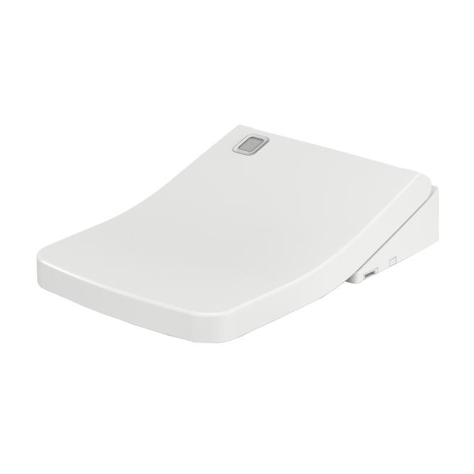 TOTO WASHLET SG Сиденье 390x575x132мм, с дистанционным управлением, для унитаза: CW512YR, цвет: белый