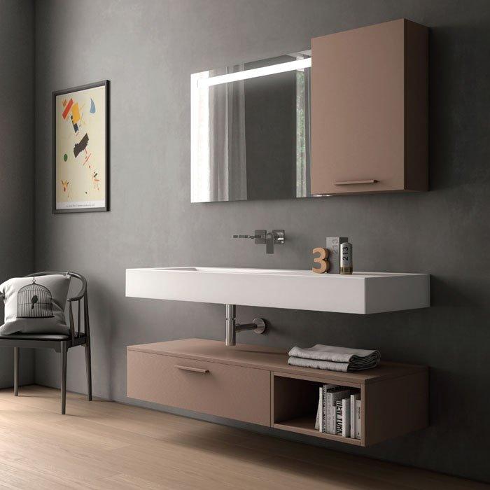Мебель для ванной комнаты Globo Incantho