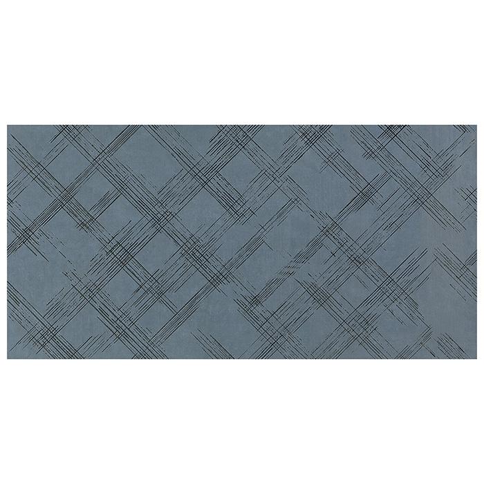 Fap Bloom Керамическая плитка 80x160см., для ванной, настенная, декор, цвет: металл серебро/blue