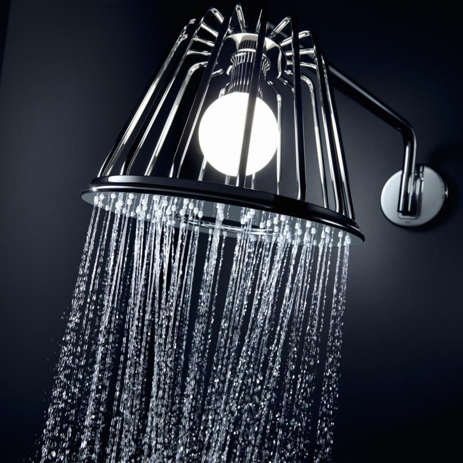 Верхний душ Axor LampShower