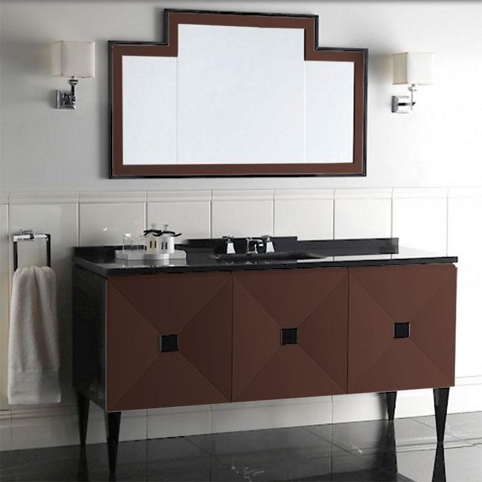 Devon&Devon Jetset, Комплект мебели, Цвет: fango