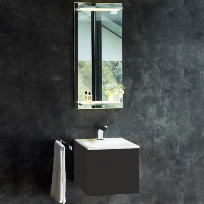 Keuco Edition 11 Комплект мебели 43.5х43.5х35 см, цвет: антрацит