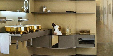 Новинка от итальянского бренда Inda – коллекция мебели Qamar