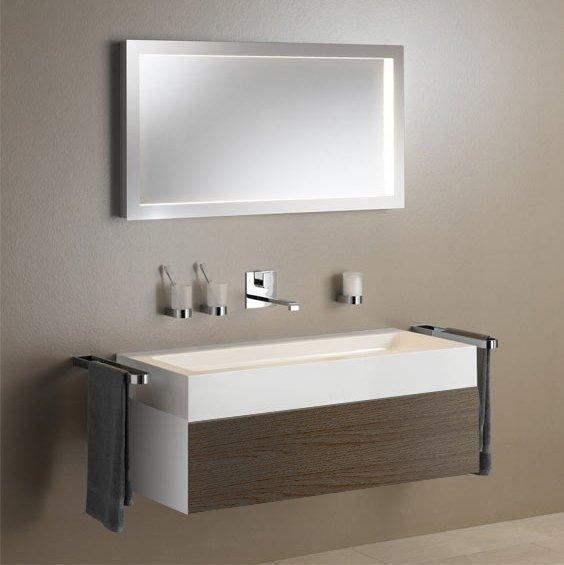 Keuco Edition 300 Комплект мебели 95x52.5х31.5 см, дуб