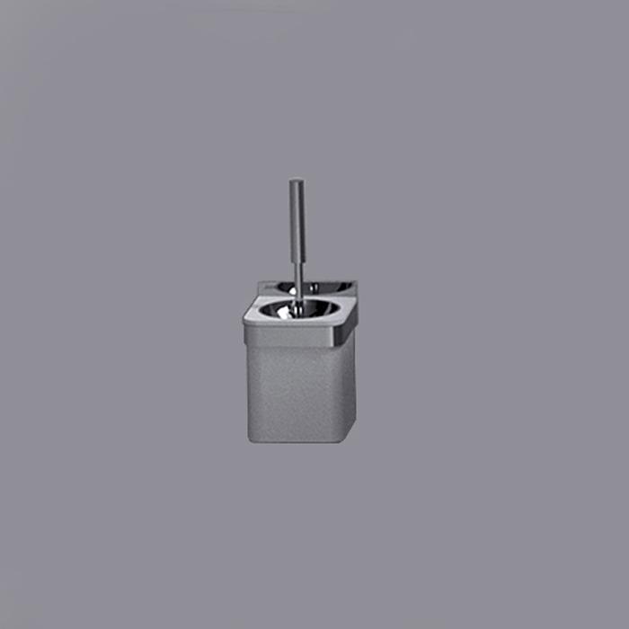 Agape Memory Туалетный ёршик, подвесной, цвет: глянец