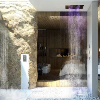 Верхний душ Bossini