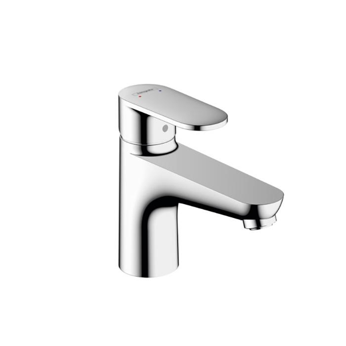 Hansgrohe Vernis Blend Смеситель на борт ванны Monotrou на 1 отв, излив 140мм, без переключателя, цвет: хром