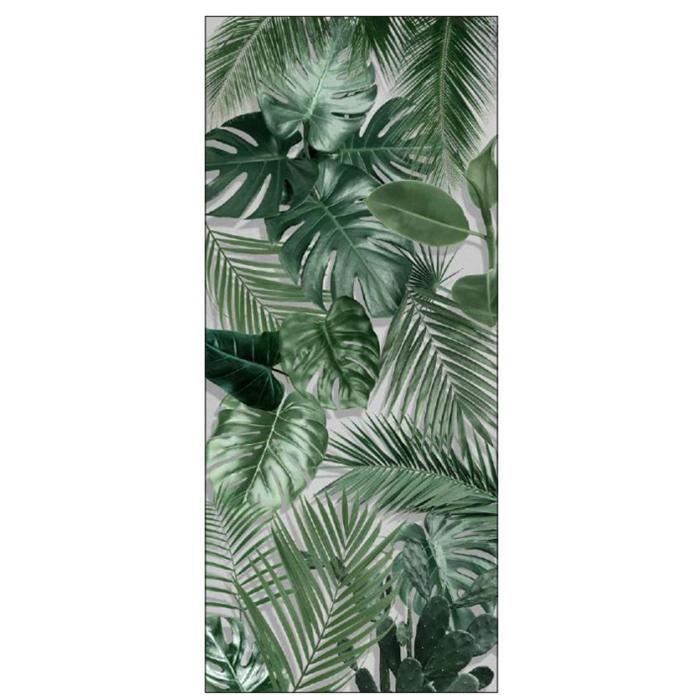 Ornamenta Operae Керамическая плитка 120х278см, настенная, декор: Palm Botanical White