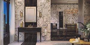 Новая коллекция мебели для ванных комнат Riviere