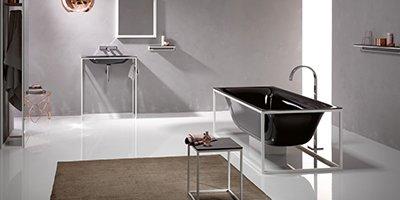 Новое поколение свободно стоящих ванн!