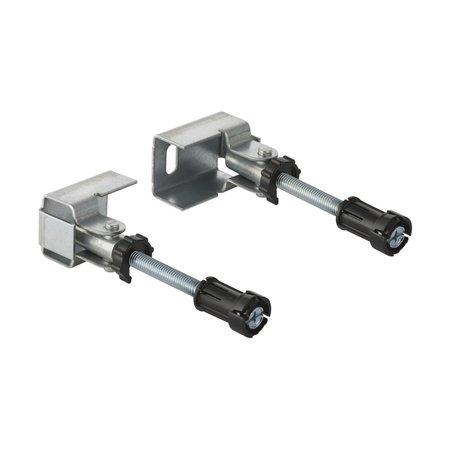 Duofix комплект крепежных элементов к стене для углового монтажа