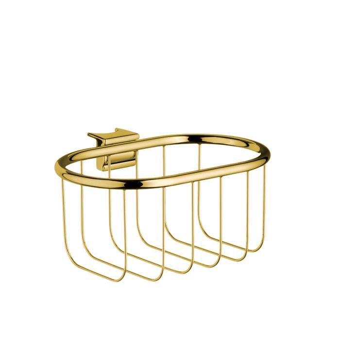 Axor Montreux Мыльница-короб, настенный монтаж, цвет: полированное золото