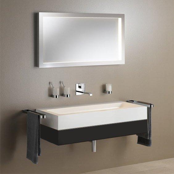 Keuco Edition 300 Комплект мебели 95x52.5х15.5 см, антрацит