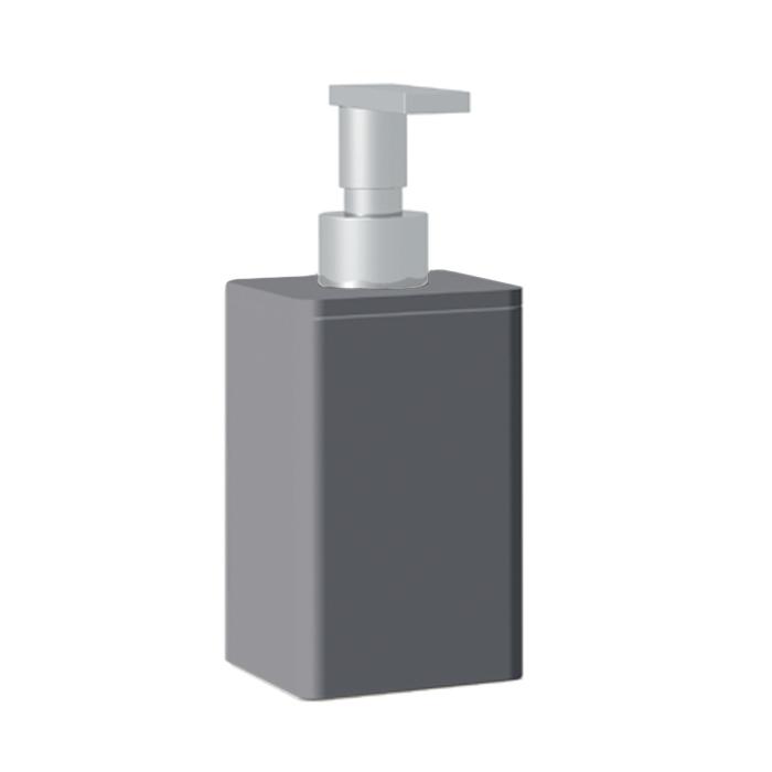 Bertocci Fly Дозатор из композита, цвет: серый/хром