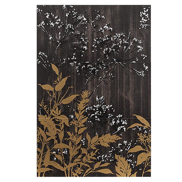 Fap Bloom Керамическая плитка 160x240см., для ванной, настенная, цвет: декор dandelion inserto