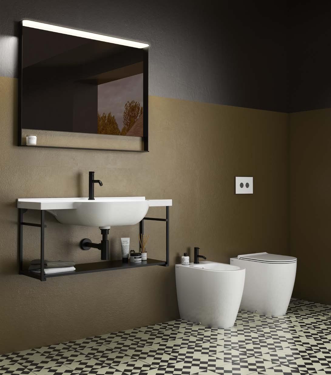 Новая коллекция Ceramica Globo Mode