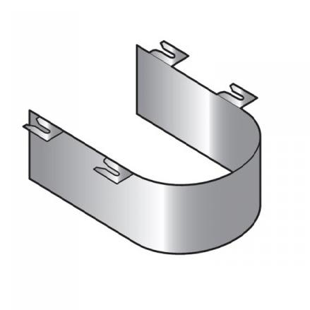 TOTO SG Металическая панель для подвесного унитаза CW512YR, цвет: серебристый