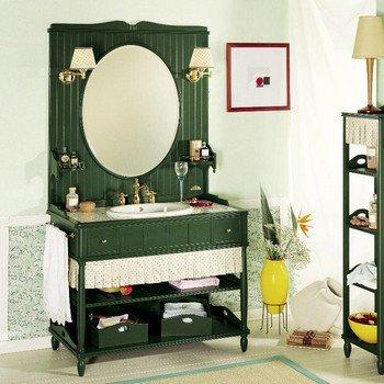 Мебель для ванной комнаты Eurodesign Green&Roses