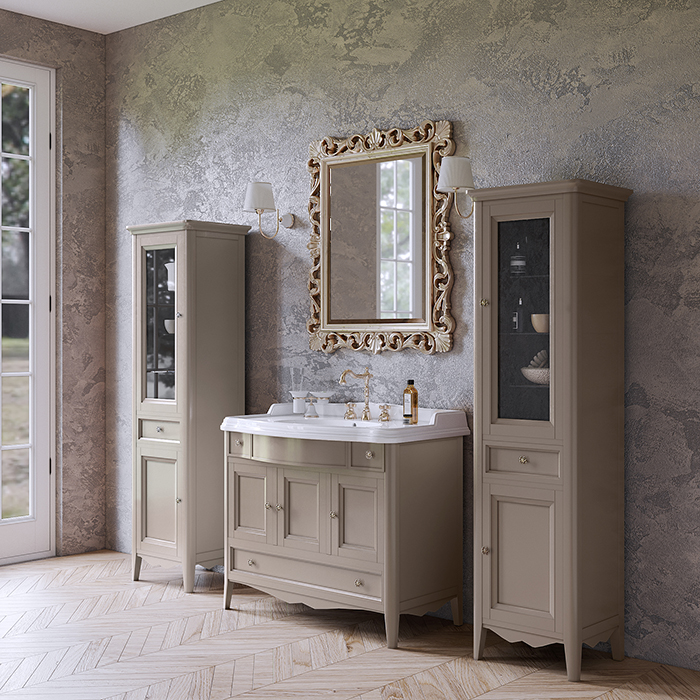 Мебель для ванной комнаты TW collection
