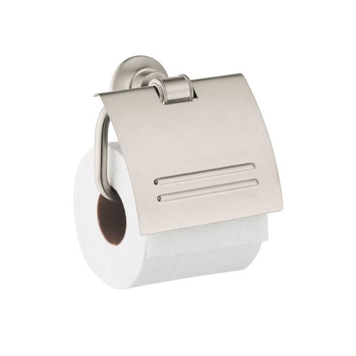 Axor Montreux Держатель для туалетной бумаги, подвесной, цвет: шлиф.никель