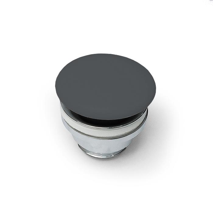 ARTCERAM Донный клапан для раковин универсальный, с керамической крышкой, цвет Blu denim