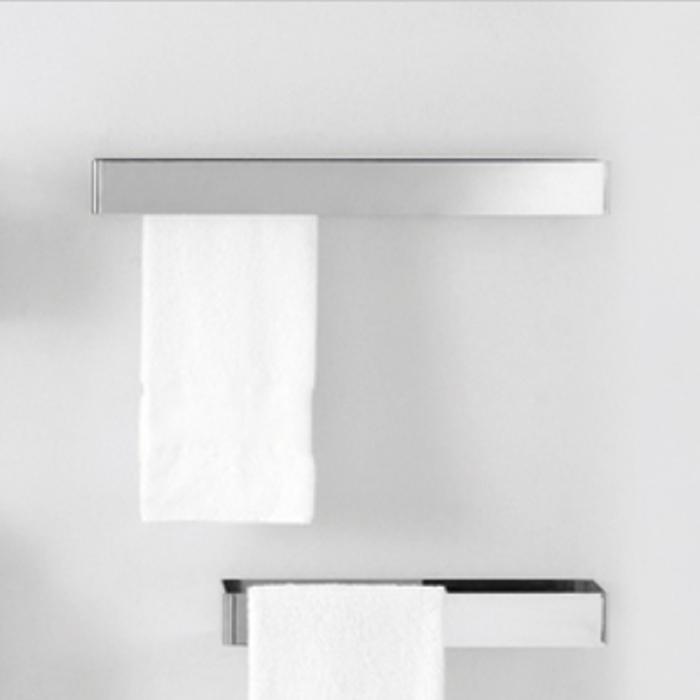 Agape 369 Двойной полотенцедержатель, 60см, цвет: глянец