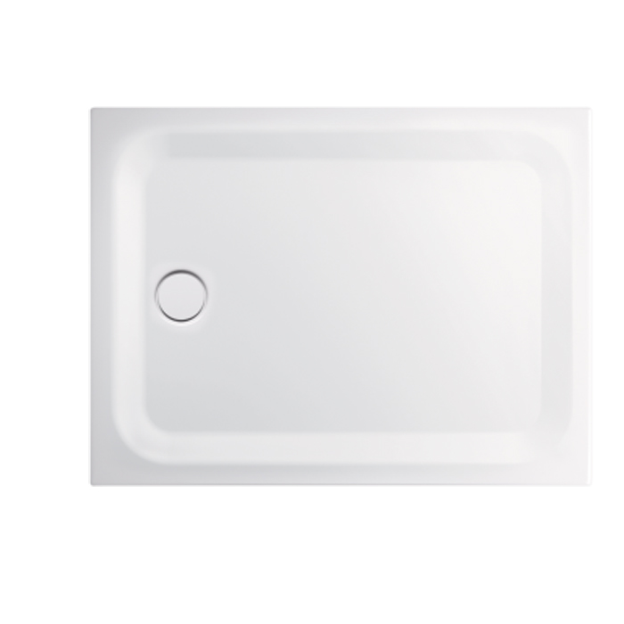 BETTE Душевой поддон 140х100х3.5 см, прямоугольный, D90 мм, цвет белый