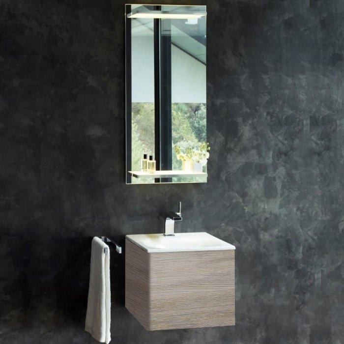 Keuco Edition 11 Комплект мебели 43.5х43.5х35 см, цвет: платиновый дуб