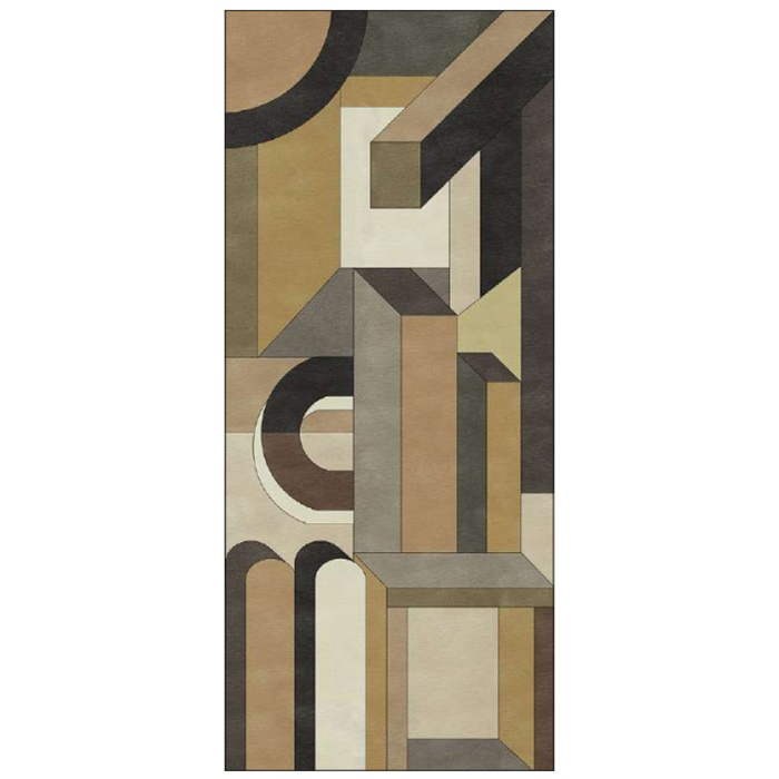 Ornamenta Operae Керамическая плитка 120х278см, настенная, декор: Visionary Beige