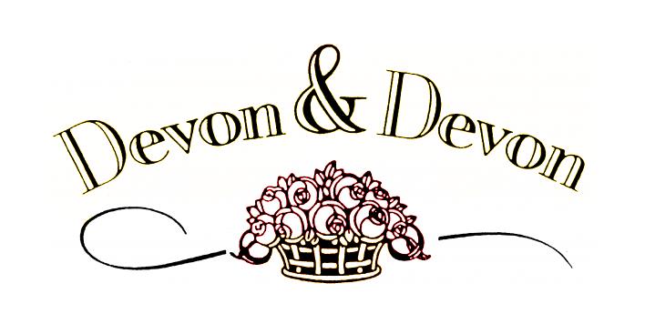 Американский арт-деко 30-х годов от Devon&Devon