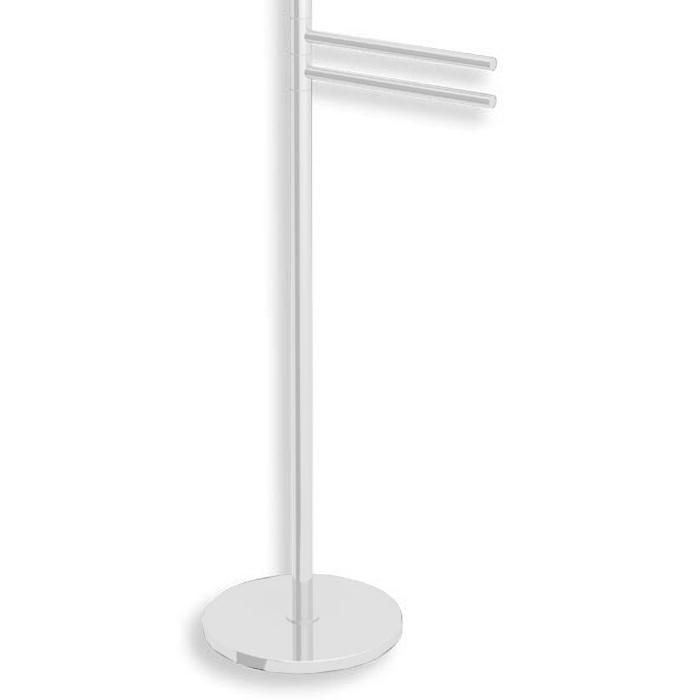 Bertocci Cinquecento Полотенцедержатель напольный 90 см, цвет: белый матовый