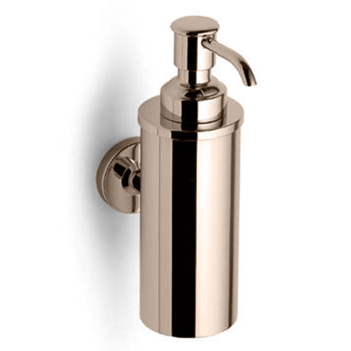 Bertocci Cinquecento Дозатор подвесной в металлической колбе, цвет: nichel mat