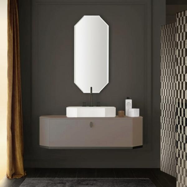 г. Москва: Milldue Dandy - комплект мебели 138 см (D105) со столешницей Argilla Lucido