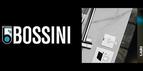 Коллекция Crystal Line от Bossini - Сочетание технологий и элегантности