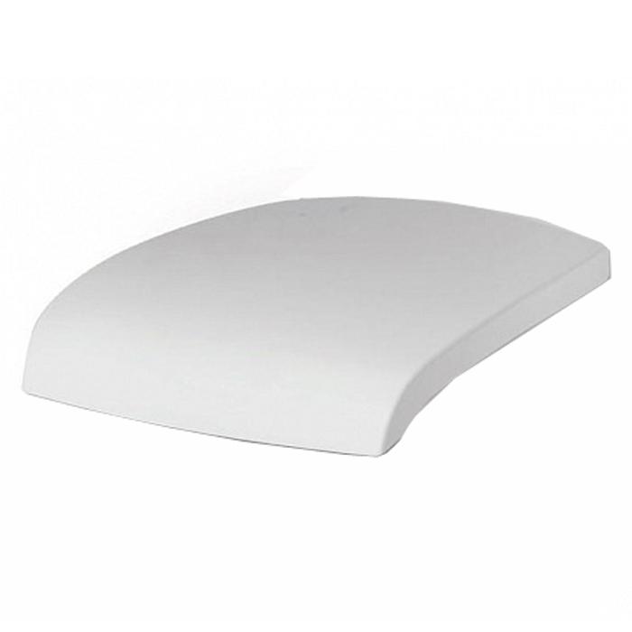Artceram HI-LINE Сиденье для унитаза микролифт. петли хром, цвет белый
