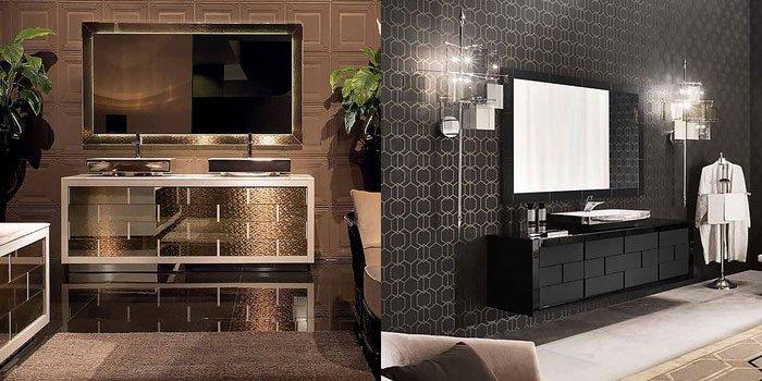 Высококачественная мебель от итальянского бренда класса люкс Milldue