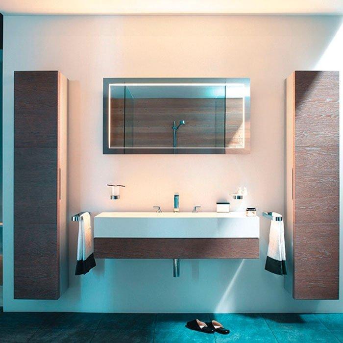 Keuco Edition 300 Комплект мебели 125x52.5х15.5 см, дуб