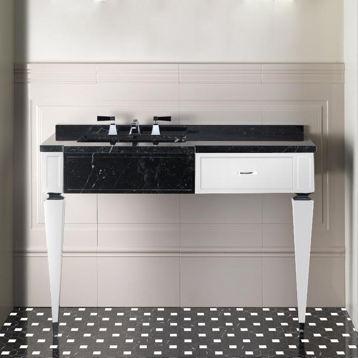 Devon&Devon Bentley, Комплект мебели, Цвет: pure white