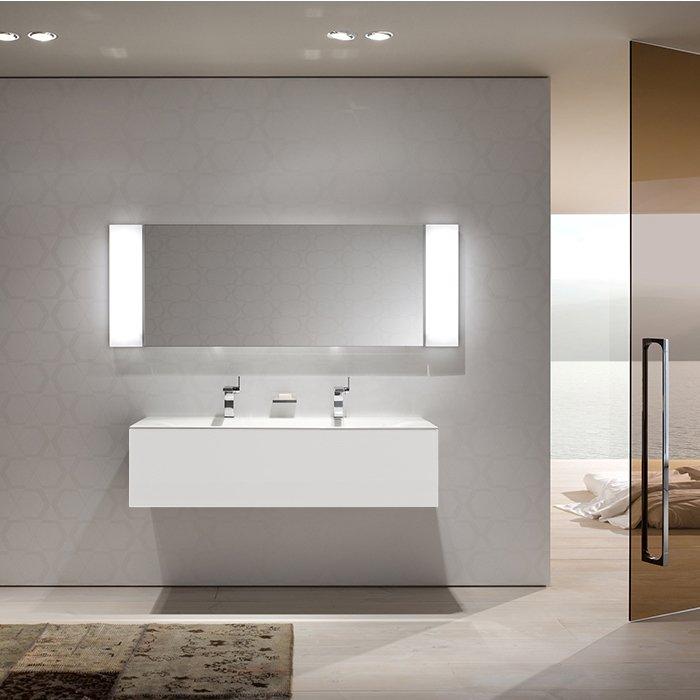 Keuco Edition 11 Planning Комплект мебели 140х53.5х35 см, белый матовый