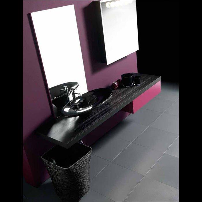 Karol KS comp. №10, комплект подвесной мебели 200 см. цвет: Yellow Pine Prugna Opaco