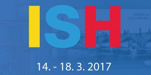 ISH 2017 пройдет 14 - 18.03.2017 в Германии