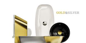 Ceramica Catalano представила новую коллекцию GOLD & SILVER